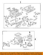 HONDA OEM Prelude A/C AC Condenser/Compressor/Line-Motor Gasket 79351SD4003