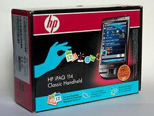 ★ PDA HP IPAQ 114 CON CARGADOR Y CAJA ORIGINAL ★