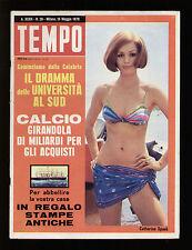TEMPO 20/1970 SPAAK LON NIL SIANUK CAMBOGIA ALAIN DELON SUAREZ ZOFF VITALI BUI