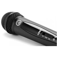 AKG WMS 40 MINI VOCAL SET Radiomicrofono Wireless Dj Live Karaoke NEW garanziaIT