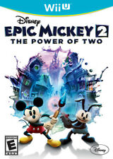 Disney Epic Mickey 2: The Power of Two Wii-U New Nintendo Wii U, nintendo_wii_u