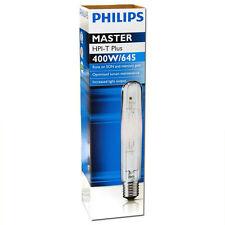 Philips Master HPI-T Plus 400W 645 E40 Bombilla Blanco de Repuesto hijo HPS de Mercurio