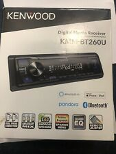 Kenwood KMM-BT260U Bluetooth Digital Media Receiver