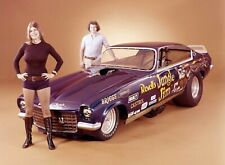1970s 8.5x11 Jungle Jim, Jungle Pam Old School Funny Car Photo