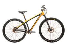 "2012 Niner AIR 9 CYA Carbon Mountain Bike Small 29"" Single Speed RockShox Sid"