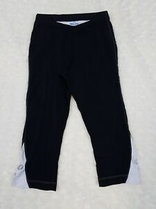 Pearl Izumi Womens Aurora Splice Knicker Cycling Pants Sz XS Black