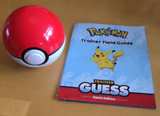 Pokemon trainer guess