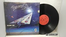 POWERGLIDE Glide On RARE Private NM LP in Shrink AOR '82 Kansas Hard Rock POWER