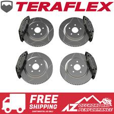 TeraFlex Delta Brake Kit Front Rear 5x5 For 2007-2020 Jeep Wrangler JK JL