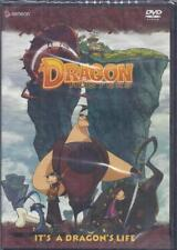 DVD: GENEON DRAGON HUNTERS IT'S A DRAGON'S LIFE.....ANIMATED & NEW