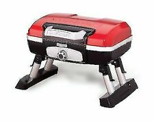 Cuisinart CGG-180T Petit Gourmet Portable Tabletop Gas Grill - Color Red