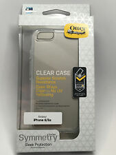 OtterBox SYMMETRY Hard Shell Slim Snap Case for iPhone 6 & iPhone 6s (Clear) NEW