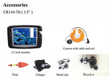 "Eyoyo 3.5"" Monitor Hd 1000Tvl Camera 15M Fish Finder Ice/Sea/River Fishing"