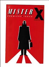 MISTER X #1  [1984 NM-]  PREMIERE ISSUE!