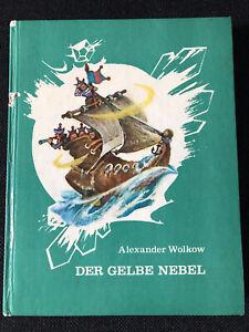 Der gelbe Nebel - Alexander Wolkow Kinderbuch *Mängelexemplar* %