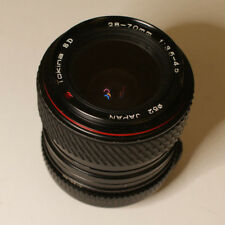 Tokina SD 28-70mm 1:3.5-4.5 Φ52 Japan Lens (Minolta MD)