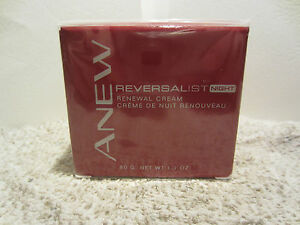 AVON ANEW NIGHT REVERSALIST  RENEWAL CREAM