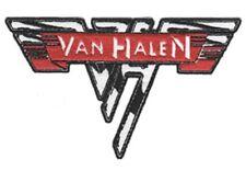 Van Halen Classic Logo Embroidered Patch V008P Warrant Cinderella Thin Lizzy