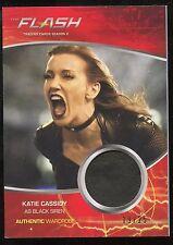 Cryptozoic Flash Season 2 SP Wardrobe M20 #19/25 - Katie Cassidy as Black Siren