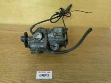 HONDA XL600V TRANSALP CARBURETTORS 419EP33