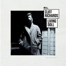 CLIFF RICHARD - LIVING DOLL MUSIC LEGENDS  VINYL LP NEW!