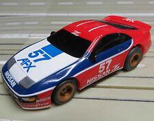 für H0 Slotcar Racing Modellbahn -- Nissan 300 ZX mit Tomy Motor