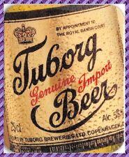 Sous Bock - Bière - TUBORG
