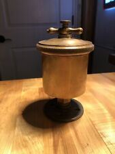 lunkenheimer brass oiler - Ideal No 4