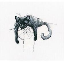 RTO Counted Cross Stitch Kit - Among Black Cats - M666