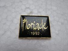 Pin's - 110 - Floriade 1992