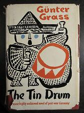 The Tin Drum by Gunter Grass.  1962 Book Club edition