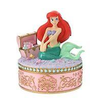 Little mermaid Princess Ariel Jewelry Case Accessories Case box Disney Store