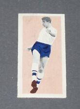 FOOTBALL FLEETWAY TIGER CARD 1963 WYN DAVIES BOLTON WANDERERS THE TROTTERS