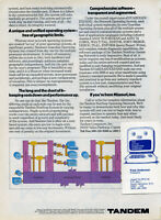 ITHistory AD (1980) TANDEM GUARDIAN/EXPAND OPERATING SYSTEM (3 PAGES) AS