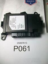 2001 Oldsmobile Aurora Left Front Driver Door Module 25697613 OEM #P061