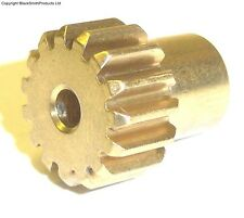 1/10 Scala RC MONSTER TRUCK 540 550 EP Motor Pinion Gear 15 Denti Passo 32DP 15T