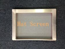 85 X 12aluminum Screen Printing Hat Screens With 200 Mesh Count