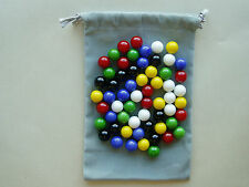 REPLACEMENT GAME MARBLES FOR CHINESE CHECKERS