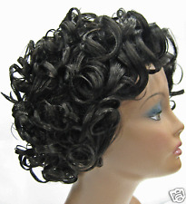 Natural Yaki Lace Front Wig Secret-18 #1B Masterpiece