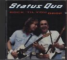 STATUS QUO - Rock 'til you drop - CD 1991 NEAR MINT CONDITION