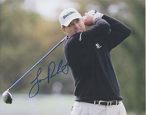 Loren Roberts PGA Champion Signed Autograph 8x10 Photo L1 COA GFA