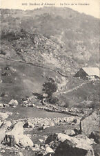 BALLON D'ALSACE 8012 le trou de la chaudière timbrée 1912
