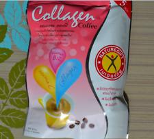 Thai Coffee Naturegift Plus Collagen Slimming Diet Healthy Drink 13.5gx5 Sachets