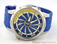 Perrelet Turbine Diver Blue A1066/3 Mens Watch $6,550