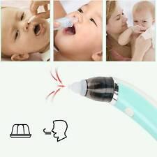 Elektrischer Nasensauger Baby Nasenreiniger Nase Reiniger Nasal Aspirator DE