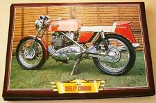 COLIN SEELEY CONDOR MOTORCYCLE CAFE RACER BIKE PICTURE MATHCHLESS G50 1971