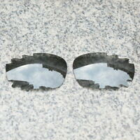RAWD Polarized Grey Photochromic Replacement Lenses for-Oakley Jawbone Vented