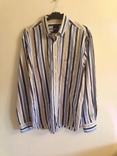 PAUL AND SHARK mens striped shirt size 44