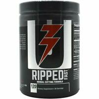 Universal Nutrition Ripped Fast Thermogenic Fat Burner, 120 Capsules