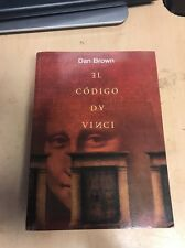 El Código Da Vinci by Dan Brown (2004~Trade Paperback~Spanish)